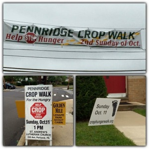 31st Pennridge Crop Walk